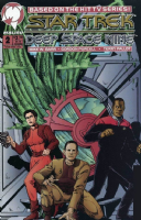 Star Trek Deep Space Nine #2 - With Free Trading Card!